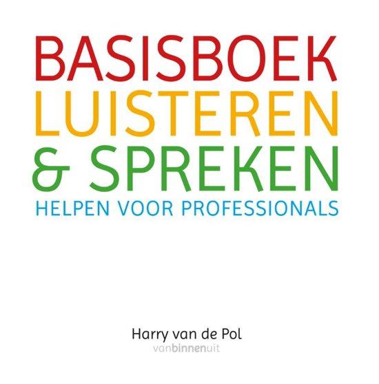 Basisboek luisteren en spreken