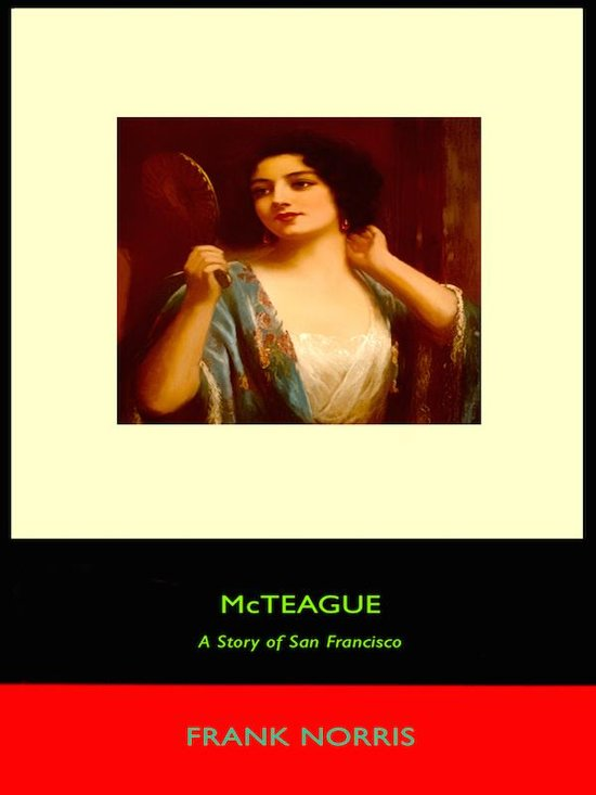 a literary analysis of mcteague by frank norris Norris uses extremely realistic writing to describe the actions in mcteague his tone is light and airy in the beginning, filled with emotion in the middle, and tragic in the end his almost too-obvious use of symbolism is trademark, as well as his attention to show how his characters can be both beneficial as well as detrimental to each other.