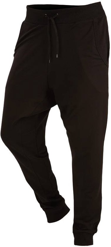 Joggingbroek Baggy Heren.Bol Com Heren Zwarte Baggy Joggingbroek Rico