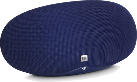 JBL Playlist - Draadloze Google Cast Speaker - Blauw
