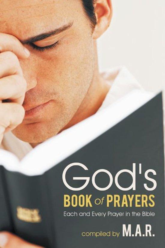 God's Book of Prayers