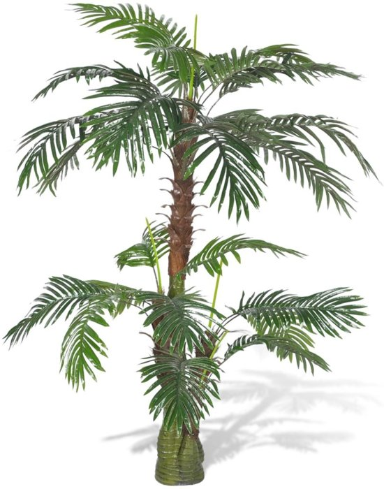 vidaXL Kunstplant Cycas palmboom 150 cm
