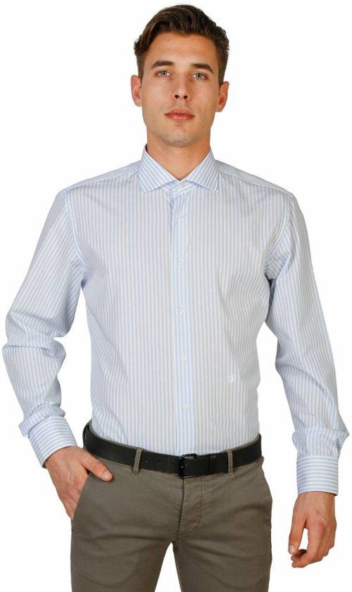 Maat Overhemd Man.Bol Com Heren Overhemd Trussardi Maat 42