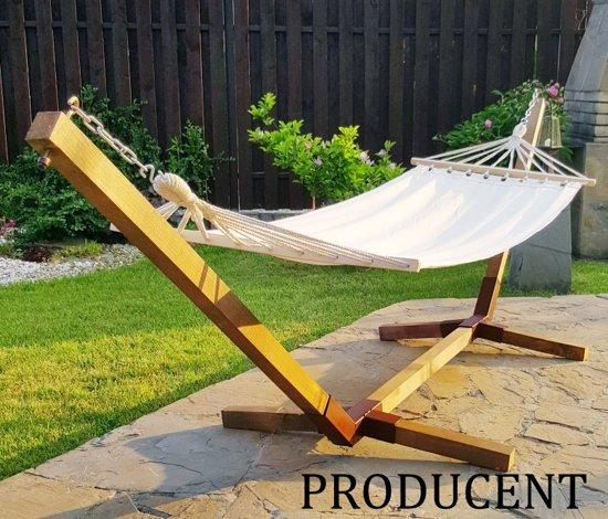 'Motyl'Eenpersoons Hangmatset / Hangmat met standaard - 120kg draadvermogen