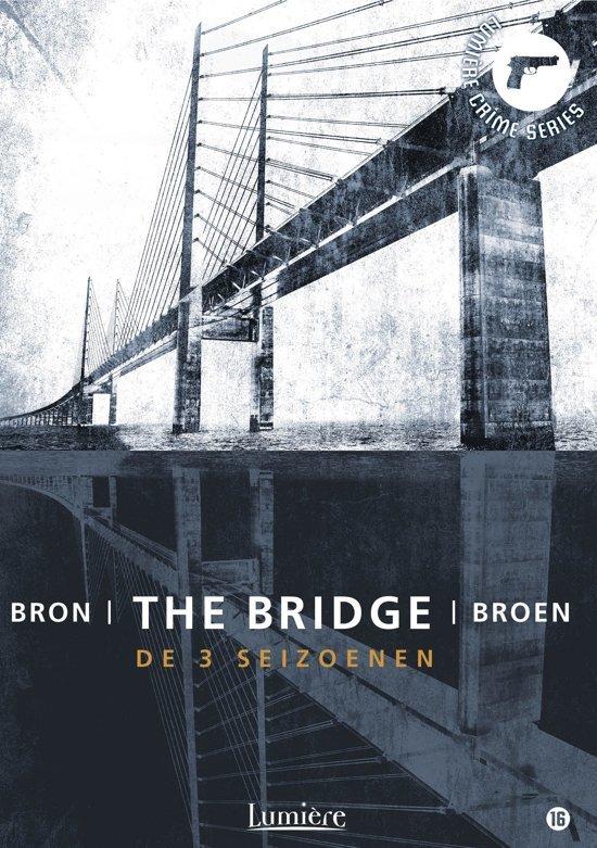 The Bridge - Seizoen 1 t/m 3 (Deluxe Edition) (Boxset)