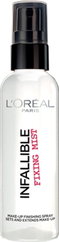 L'Oréal Paris Infallible - Transparant - Fixing Spray