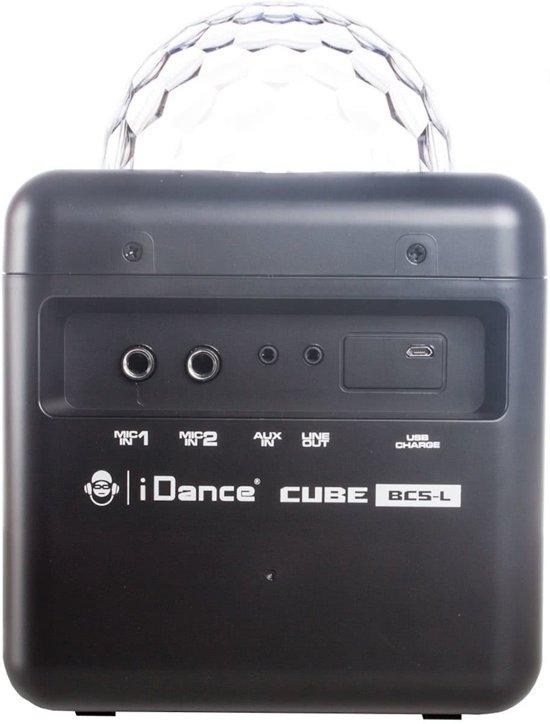 iDance Audio BC-5L Zwart