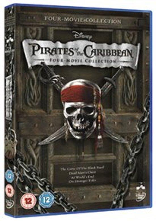 Bolcom Pirates Of Box Set Dvd Dvds
