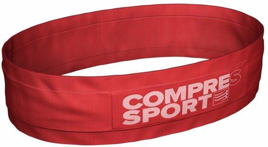 Compressport Free Belt Rood M/L