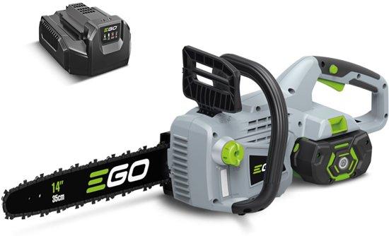 EGO CS1401E 56V accu kettingzaag -inclusief accu en lader - 35 cm zaagblad