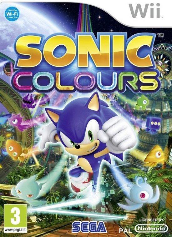 Sonic Colours  Wii kopen