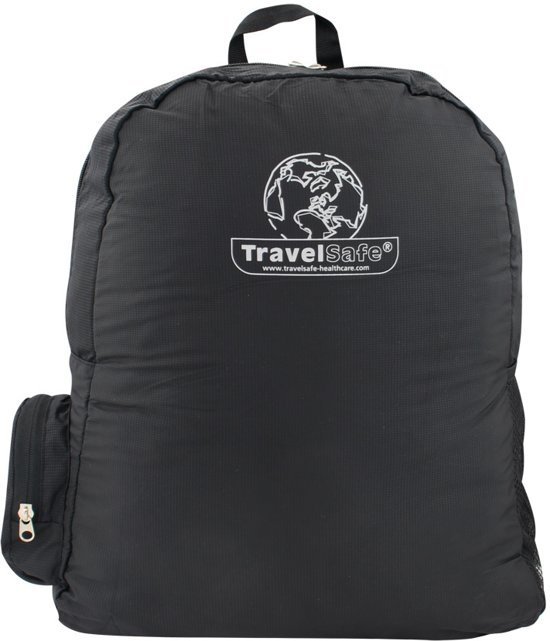Travelsafe Mini Backpack - Zwart