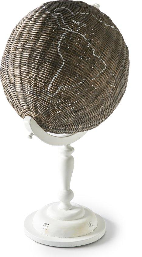 Verwonderend bol.com | Riviera Maison - Rustic Rattan Globe XL, Riviera Maison VG-47
