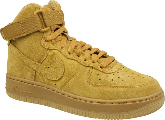 new product a84f6 01d03 Nike Air Force High Lv8 - Bruin - Dames - Maat 36,5