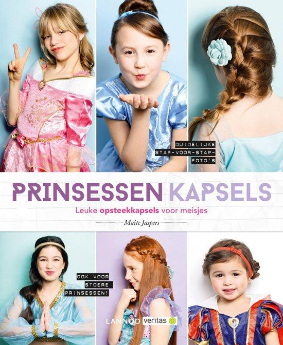 Prinsessen kapsels