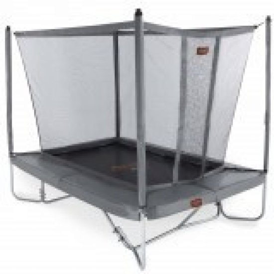 Avyna PRO-LINE trampoline 213 (275x190cm) Grijs