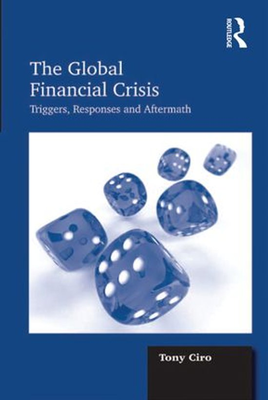 an introduction to the history of the global financial crisis Global financial crisis: lessons for scholars of international political economy eric helleiner introduction the global financial crisis of 2007–2008 was.