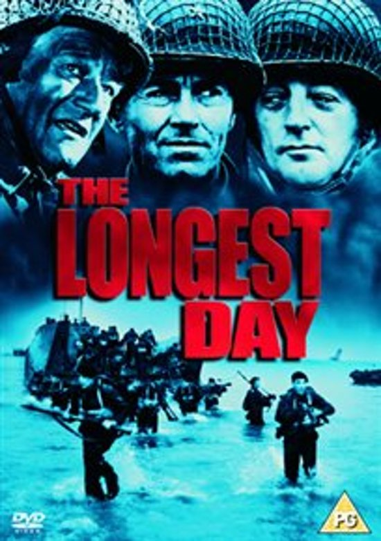 Cover van de film 'Longest Day'