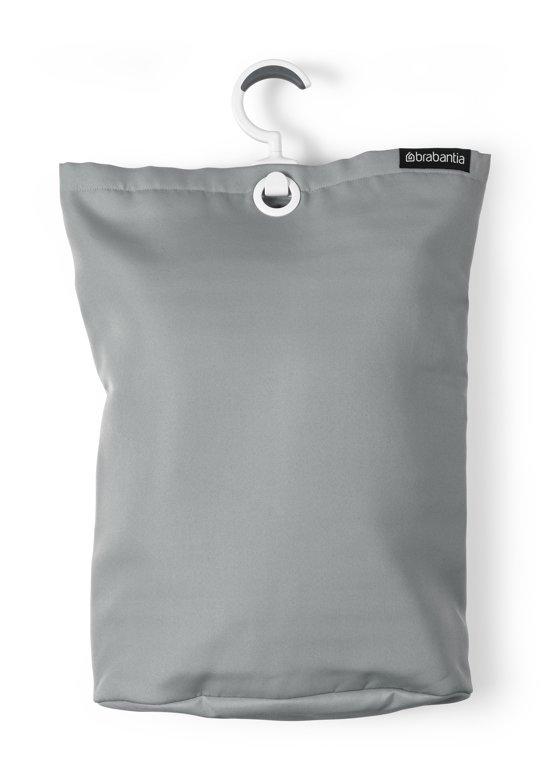 bol.com : Brabantia Ophangbare Wasmand - 35 l - Cool Grey