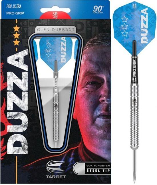 Target Glen Durrant 90% steeltip dartpijlen