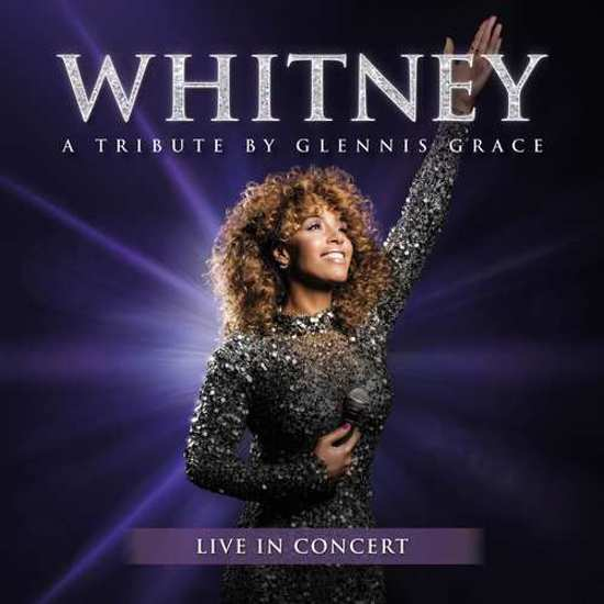 CD cover van Whitney A Tribute By Glennis Grace van Glennis Grace