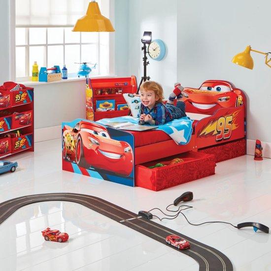 Disney Cars Kinderbed met Lades