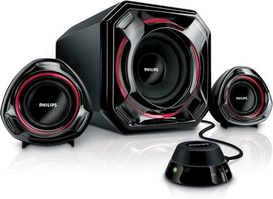 bol.com   Philips SPA5300 - Multimedia Speakers - Zwart