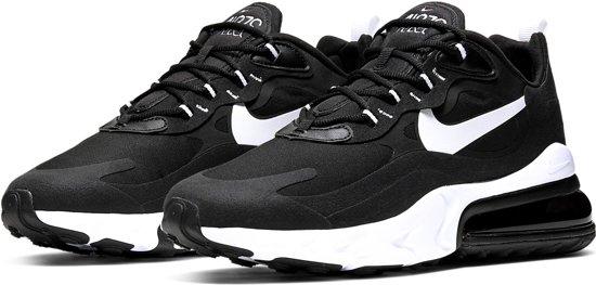 Nike Sneakers Maat 42 Mannen zwart wit