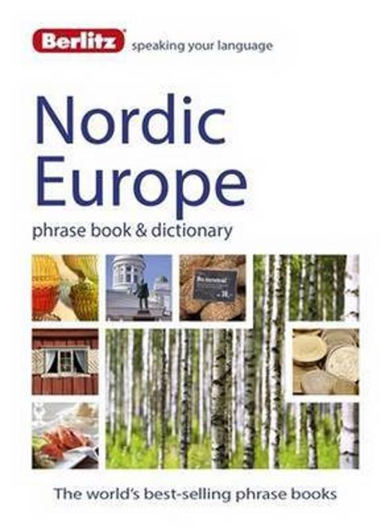 Berlitz Phrase Book & Dictionary Nordic Europe