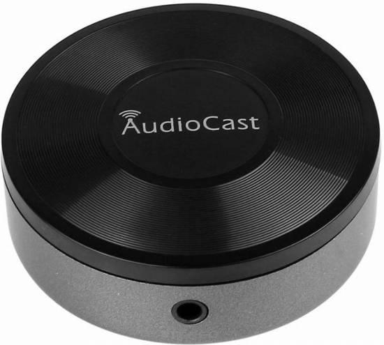 Audiocast - draadloze muziekontvanger - bluetooth speaker - muziek streamen - DisQounts