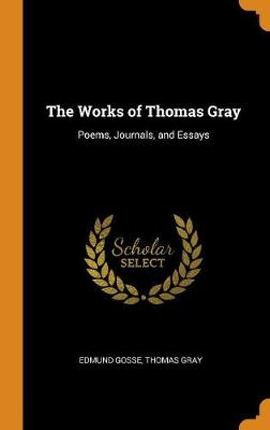 The Works of Thomas Gray