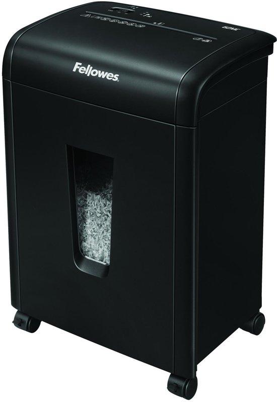 Versnipperaar Fellowes Microshred 62MC zwart