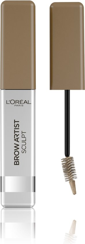 L'Oréal Paris Make-Up Designer Brow Artist Sculpt - 02 Brunette - Wenkbrauwmascara