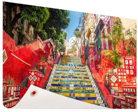 Bol.com selaron trappen rio de janeiro tuinposter 60x40 cm foto