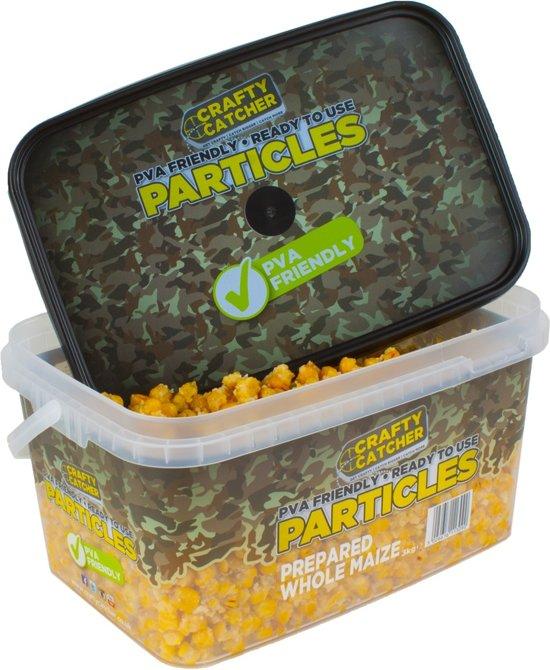 Crafty Catcher Prepared Whole Maize   Particles   3kg