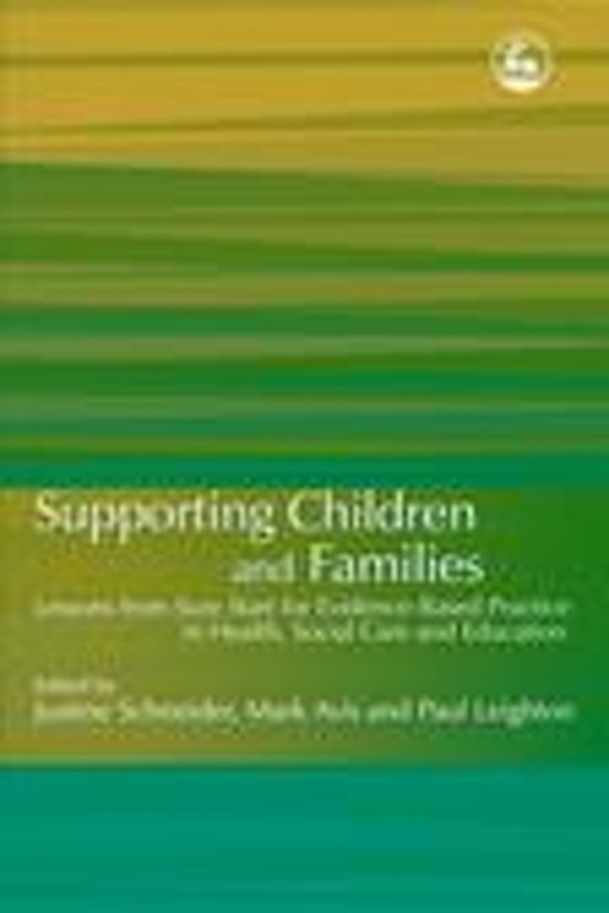 Supporting Children and Families