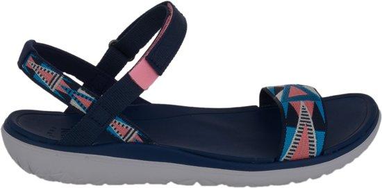 Teva Terra-Float Nova Sandalen - Dames - Blauw Roze
