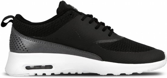 wholesale dealer 5ddab 8b8ea Nike Air Max Thea Sneakers Dames - zwart