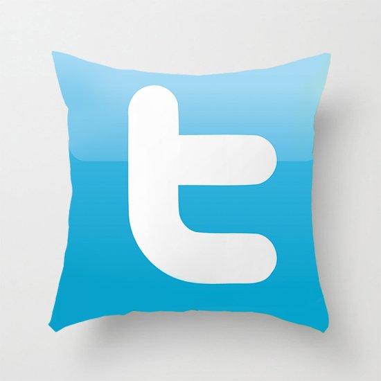 Kussenhoes Twitter sociale media