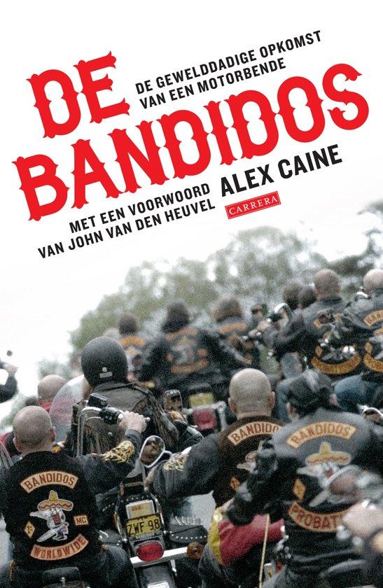 Boek cover De bandidos van Alex Caine (Paperback)