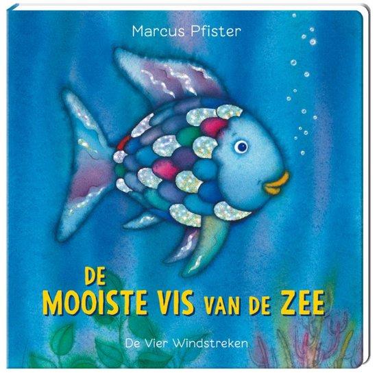 De mooiste vis van de zee - Groot Kartonboek, De mooiste vis van de zee