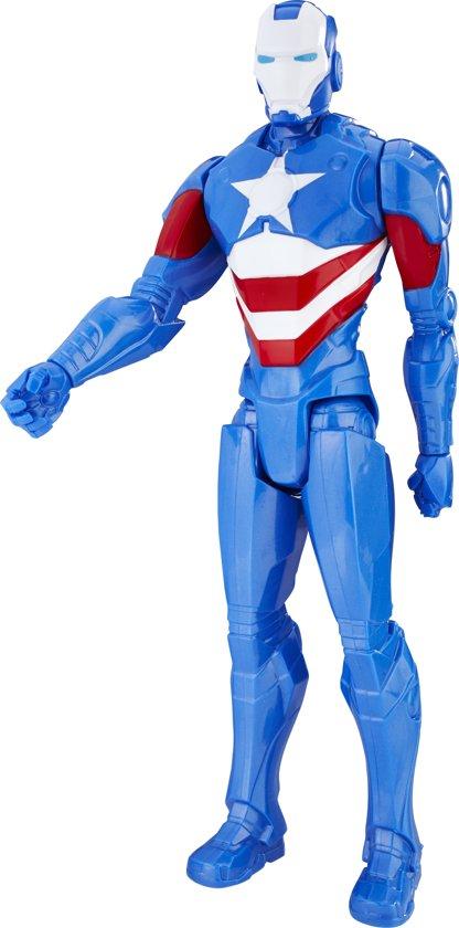 Marvel Avengers Iron Patriot - 30 cm - Actiefiguur kopen
