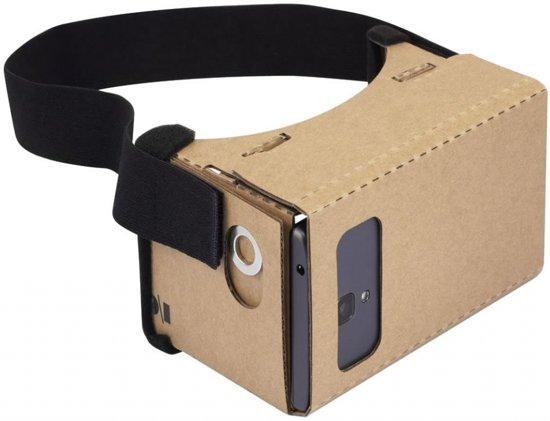 Bestel een Google Cardboard voor je smartphone online voor een echte VR ervaring. ? 4.5 - 6 inch ? Met NFC en hoofdband. Gratis verzending