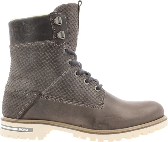 Bjorn Borg Kenna Hgh Crc Ankle Boot/bootie Women Grey 36