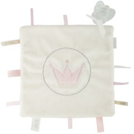 Tuttle Ivory. Crown Pink + Soother