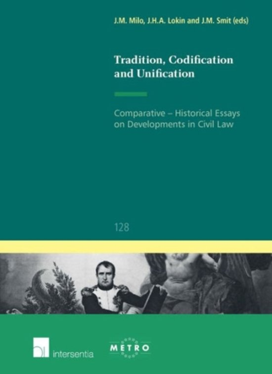 Afbeelding van Tradition, Codification and Unification
