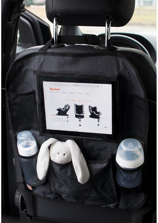 Baninni Astuto autostoel organiser met Tablet houder