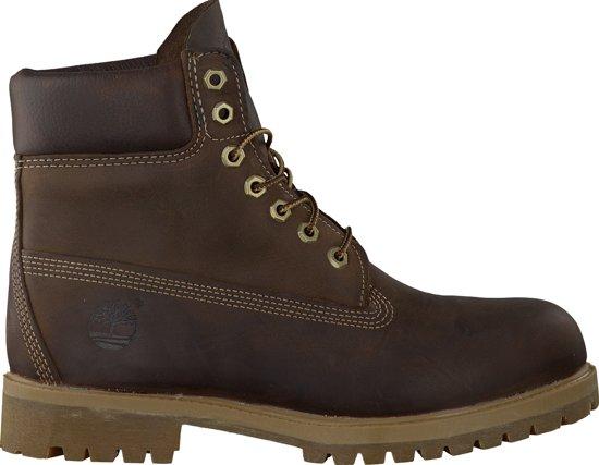 Timberland Donker Maat Bruin 6 41 Premium Boots Heren inch 27097 6qwRBgZ6