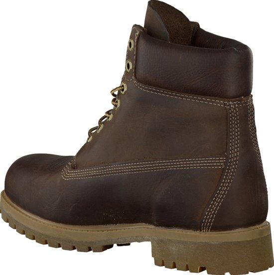 inch 6 Maat 27097 Donker Boots 41 Bruin Timberland Premium Heren xp5qOwTTE
