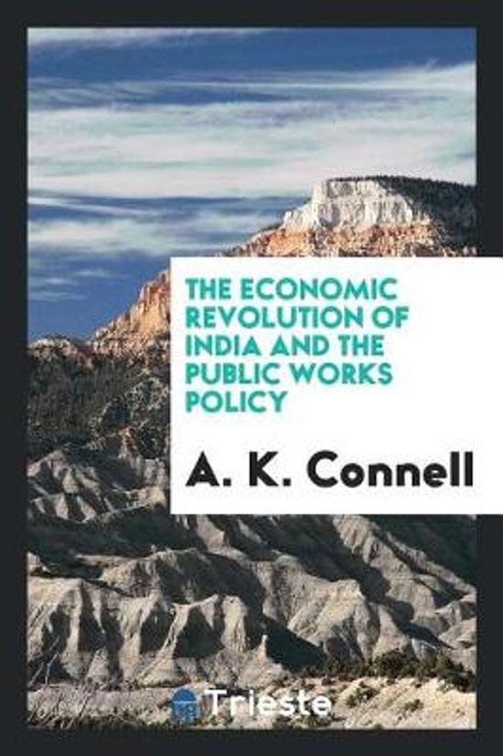 The Economic Revolution of India and the Public Works Policy